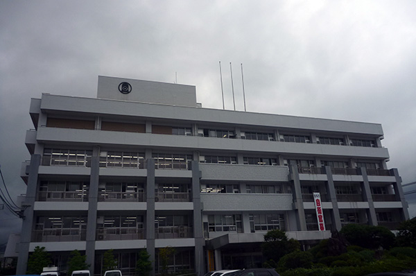 Shiroishi City Municipal・Shiroishi City Disaster Prevention Center