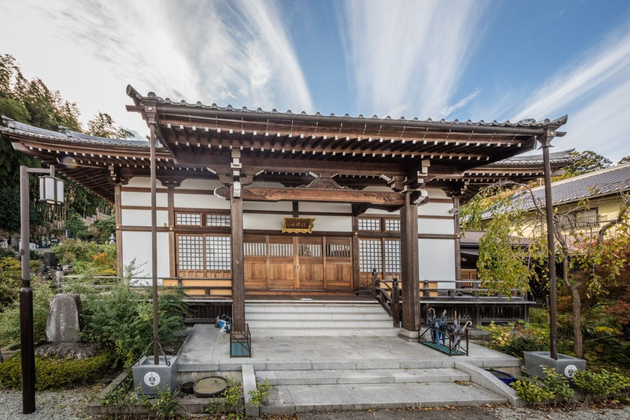 Tour around 7 temples in Shiroishi castle