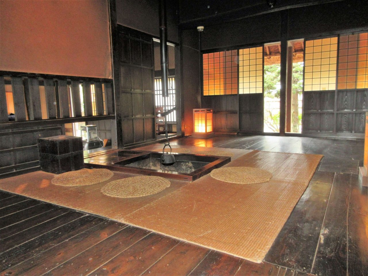 【Buke Yashiki】Many seasonal events are held at this place. This places is famous in connection with Katakura Family.