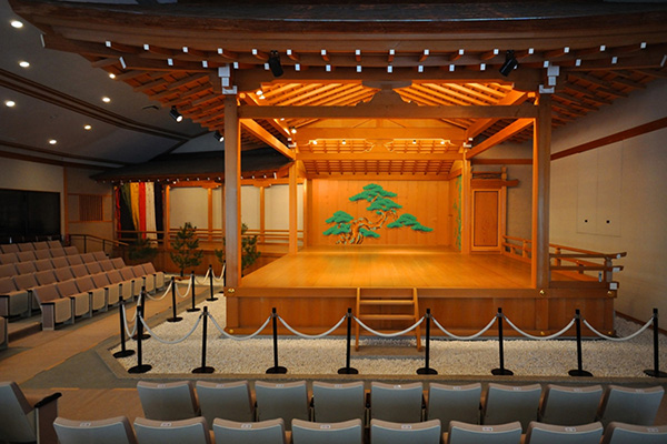 Shiroishi Classical Theater Heritage Center – Hekisuien