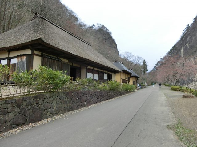 检断屋敷(旧木村家)