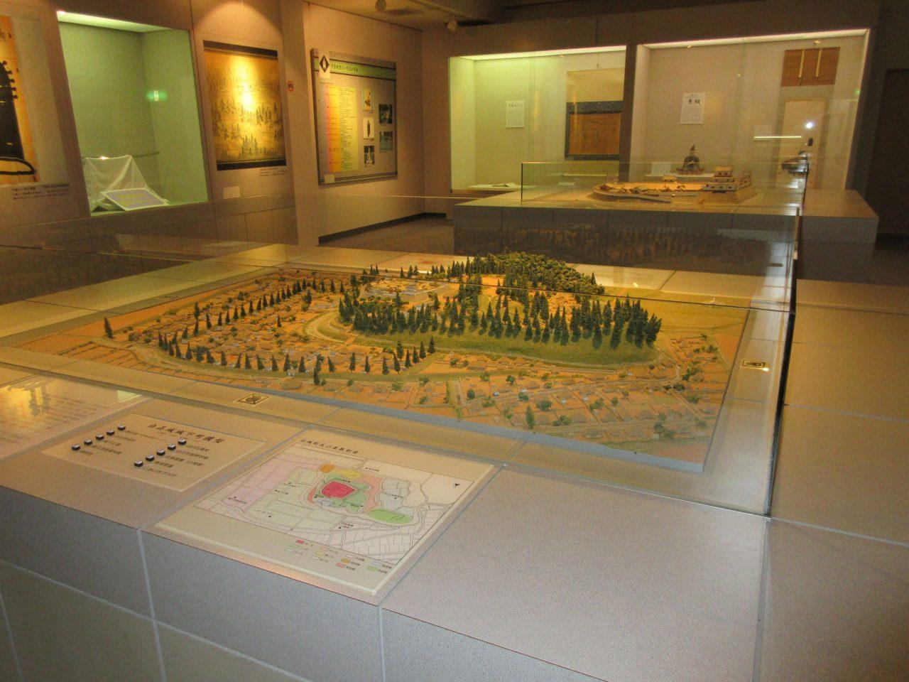 [ประวัติศาสตร์และอาหาร]พิพิธภัณฑ์ประวัติศาสตร์ปราสาทชิโรอิชิ