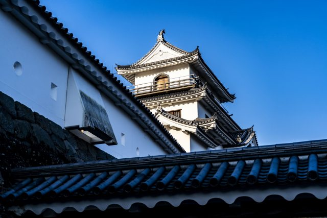 The story behind Shiroishi Castle